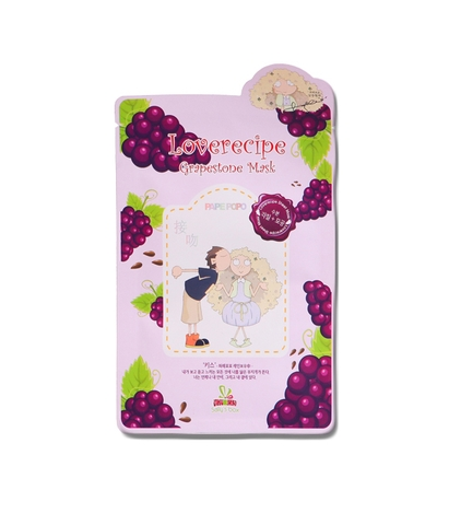 Mặt nạ IM1NE Sally's Box Loverecipe Grapestone Mask