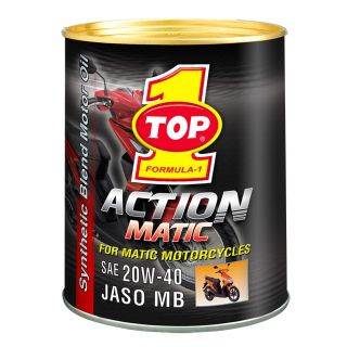 ACTION MATIC 20W40 - 0.8L