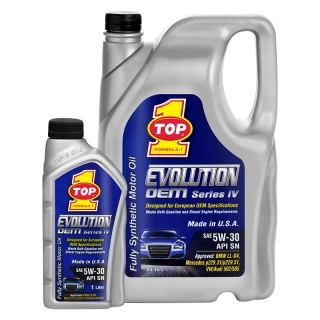 EVOLUTION OEM Series IV 5W30