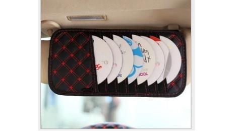 Kết quả hình ảnh cho túi đựng đĩa cd trên ô tô