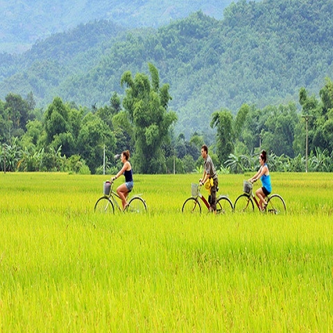 Mai Chau - Pu Luong 3 days 2 nights