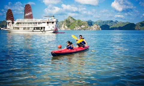 Ha Long Bay 3 Days  2 Nights With Swan Cruise