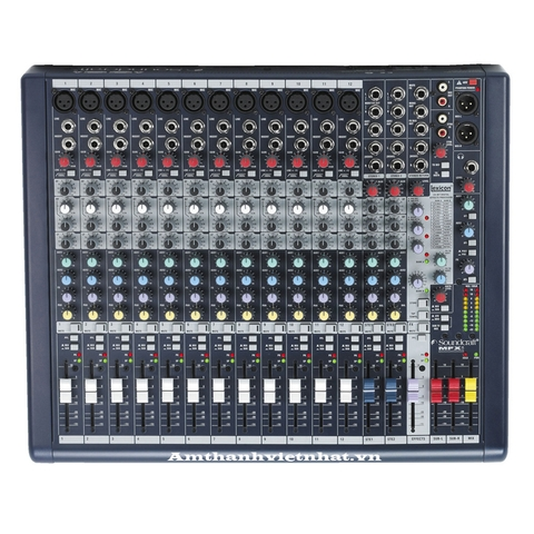 Bàn mixer Soundcraft MFXi12