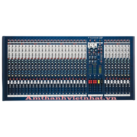 Bàn mixer Soundcraft LX7ii32
