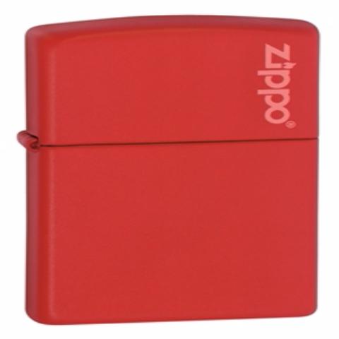 Zippo sơn tĩnh điện màu đỏ