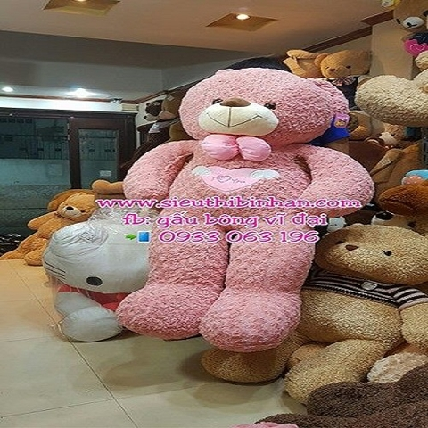 Gấu Bông Teddy Angel Bear Size 1M5
