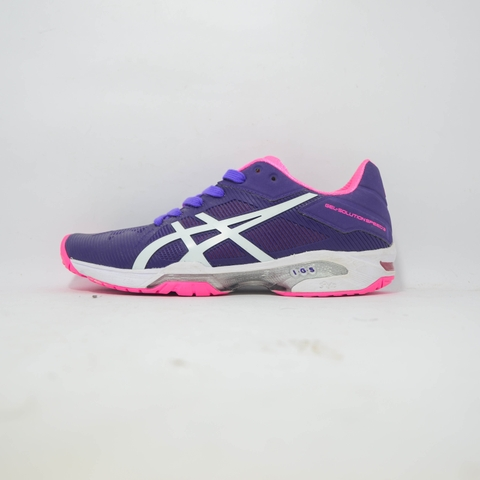 Asics Solution Speed3 Tím