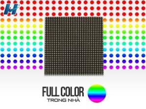 Bảng led ma trận p6 full color trong nhà