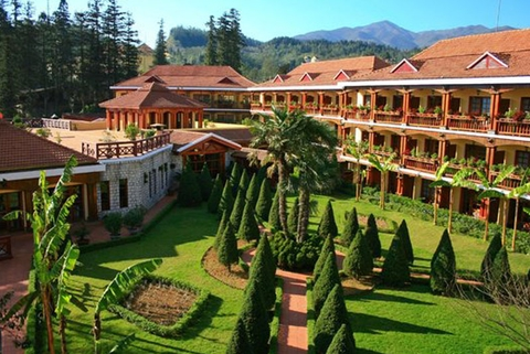 VICTORIA SAPA RESORT AND SPA 4*