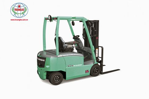 MITSUBISHI ELECTRIC FORKLIFT 4-WHEEL DRIVE SITTING