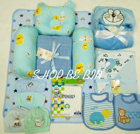 SET MINI XANH #630K