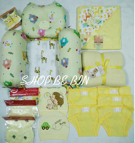 SET MINI VÀNG #500K