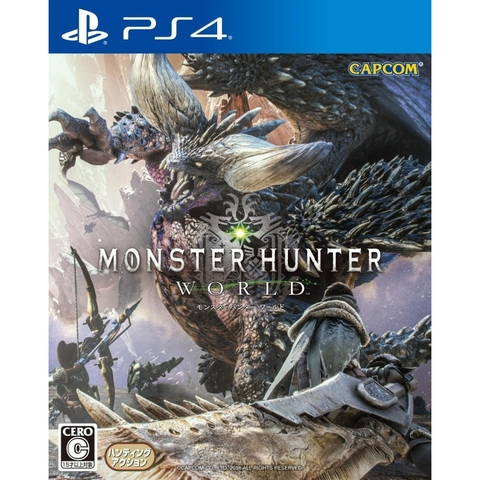 MONSTER HUNTER WORLD ( ASIAN )