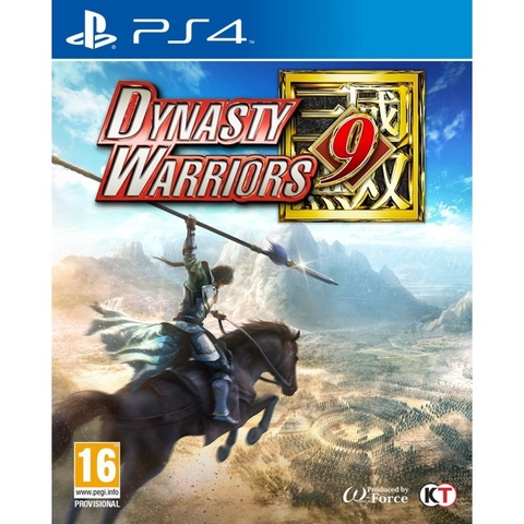 Dynasty Warriors 9 ( Asian )