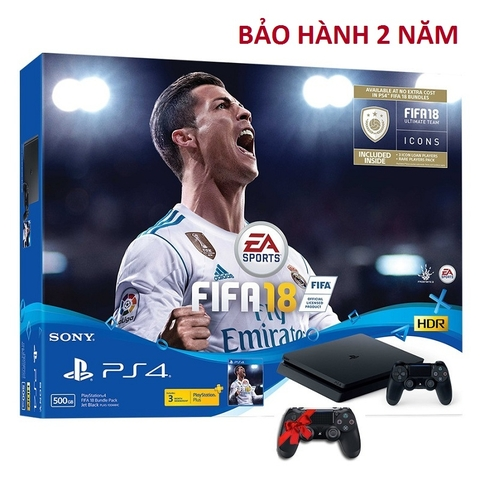 PS4 Slim 500GB FIFA 18 Bundle- SONY VN
