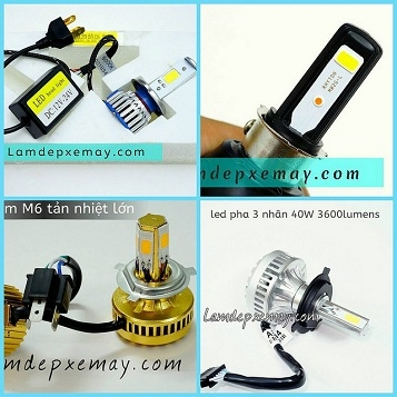 Led pha cos chip led COB
