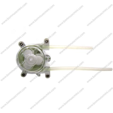 Bơm Nhu Động 6V (0-60ml/p)