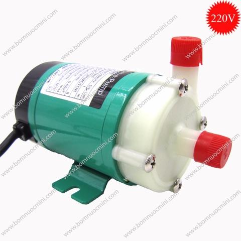bơm hóa chất 220v