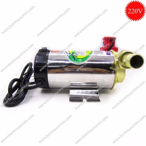 Máy bom nước nóng lạnh 220v