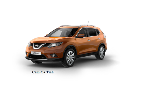 Nissan X-Trail 2.5L CVT 4WD High