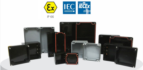 JNEXT ( POLYESTER ATEX ENCLOSURE )