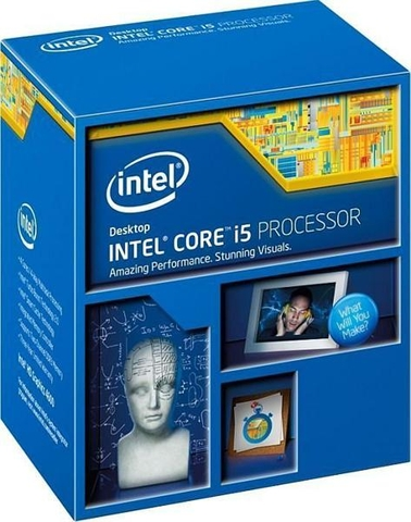 Intel Core i5 4460 (Up to 3.4Ghz/ 6Mb cache)