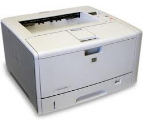 MÁY IN A3 HP LASER JET PRINTER 5200 cũ