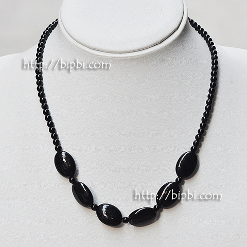 NE007 - Handmade gemstone necklace