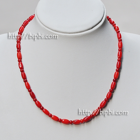 NE008 - Handmade gemstone necklace