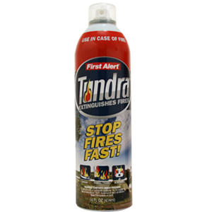 TUNDRA CAMP FIRE EXTINGUISHING SPRAY