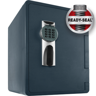 2.1 CU. FT. DIGITAL WATERPROOF FIRE RESISTANT SAFE WITH READY-SEAL TECHNOLOGY