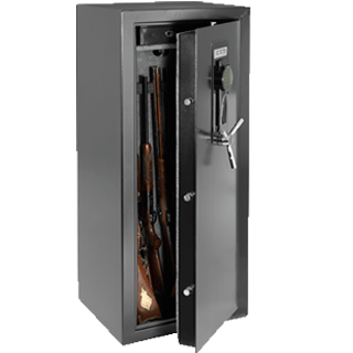 10.6 CU. FT. DIGITAL FIRE RESISTANT DELUXE EXECUTIVE GUN SAFE