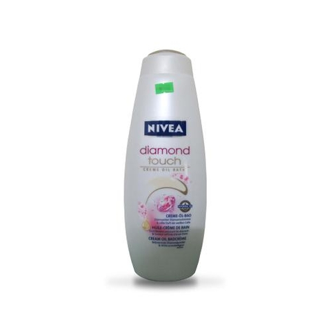 Sữa tắm Nivea Diamon Touch 750ml