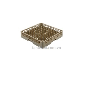 64-Compartment Plate & Tray Rck