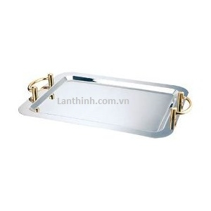 Square mirror basin/W.Handles TMP-2A-1