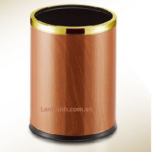 Double layers guest room dustbin, 3210344