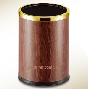 Double layers guest room dustbin, 3210345