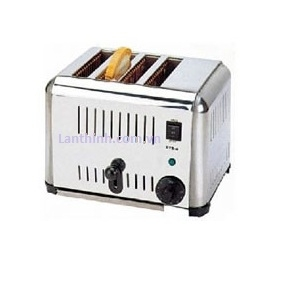 Electric toaster, 4-slot, ETS-4