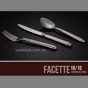 FACETTE 18/10 Stainless Steel