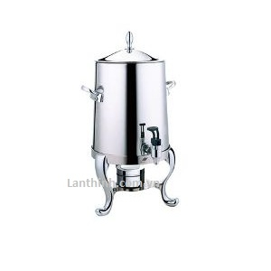Coffee urn with chrome plated leg TMK-3C 2C