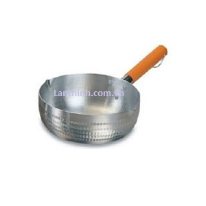Japanese sauce pan, aluminium, 4 sizes: 1.0 - 2.5 lt
