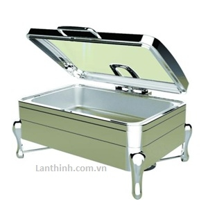 Oblong Chafing dish - Item code: GB-5681-A;  Stand; GB-5681-B