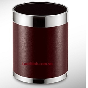 Room dustbin, Simplicity Ring-up design  Brown panited steel body, 3220141