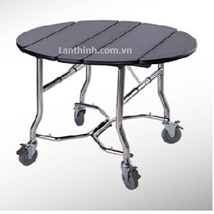 Room service trolley, Flexible Tri - fold design, 3405600