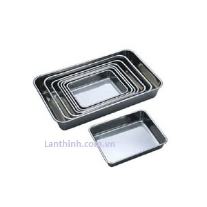 SS food storage pan , 8 size