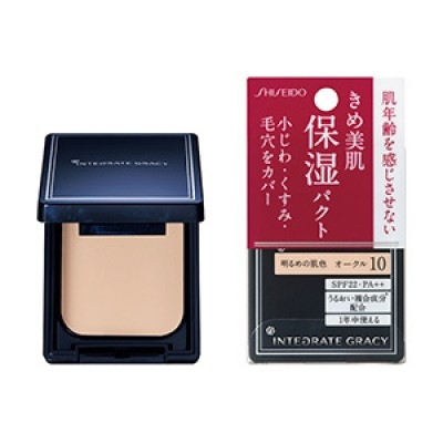 Phấn nền Shiseido Integrate Gracy