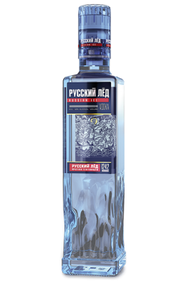 Vodka Russian Ice (Vodka Băng Nga) Chai 500ml