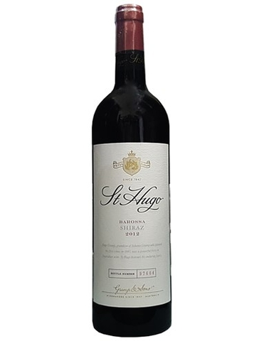 RƯỢU VANG ST HUGO SHIRAZ (750ML / 14.5%)