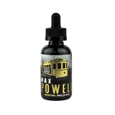 Max Powell by Frisco Vapor (60 ml)