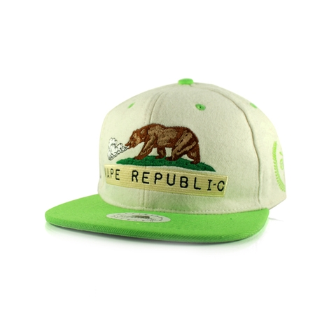 Vape Republic Hat/ Mũ